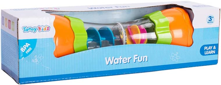 4 5 Year Olds Infants Toddlers Boys Girls Kids Children 3 Gift for 18 Months Bebamour Baby Water Toys Baby Bath Toy Fun Bath Time Tub Toy 2 Bathtub Toy,Early Development Rattle Toy Baby Toys