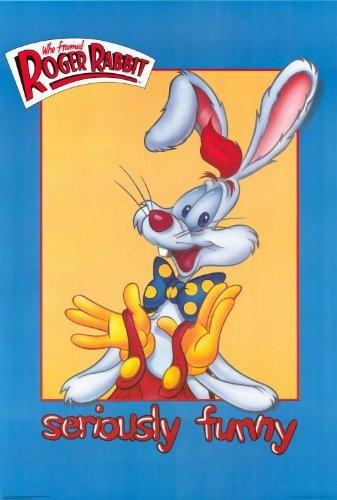 Who Framed Roger Rabbit POSTER Movie