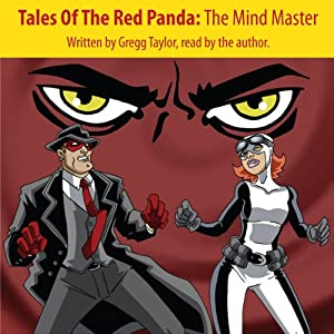 Tales of the Red Panda: The Mind Master Audiobook
