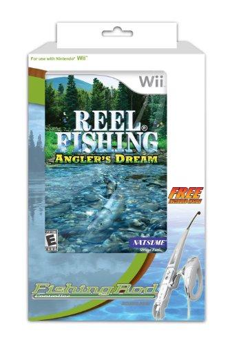 Wii-Reel-Fishing-Anglers-Dream-Fishing-Rod-Bundle