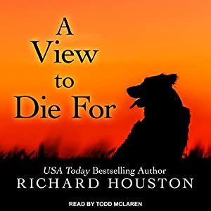 A View to Die For Audiobook