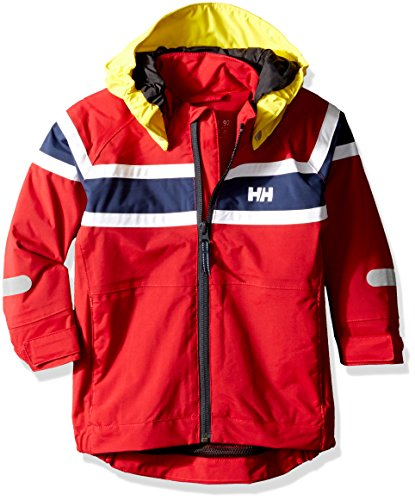 Helly Hansen Salt Jacket, Red, 92/2 by Helly Hansen