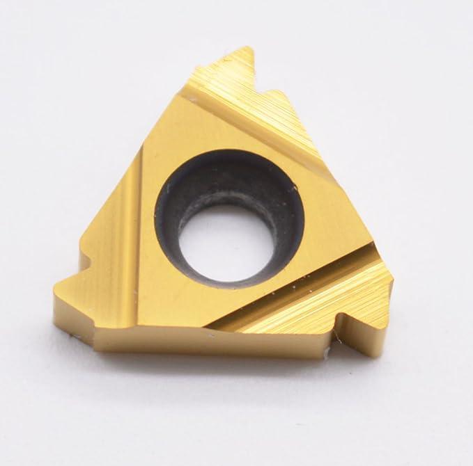 10pcs ZIYI 16ER3.5 ISO BMA CNC Threading blade Carbide Inserts
