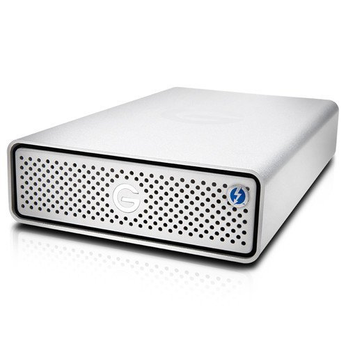 G-Technology G-DRIVE with Thunderbolt 3 / USB-C 6TB (0G05368) by G-Technology