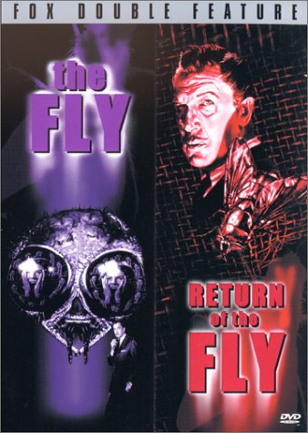 The Fly (1958)/Return of the Fly (1959)