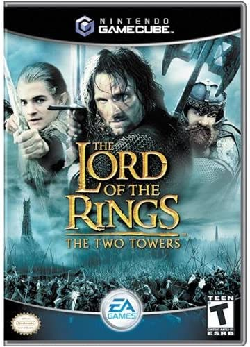 Amazoncom Lord Of The Rings The Two Towers Gamecube Artist