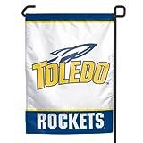 NCAA Toledo Rockets Garden Flag