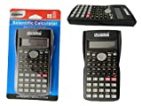 Scientific Calculator with Cover Size: 3.25'' x 5.75'' , Case of 96