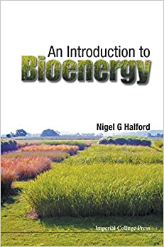 Book An Introduction to Bioenergy