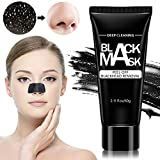 CYQBD Blackhead Remover Mask,black mask,Charcoal Peel Off Mask, Deep Cleansing Facial Mask for Face & Nose For All Skin Types
