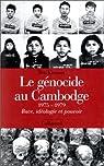 Le génocide au Cambodge par Kiernan