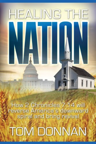 Healing the Nation by [Donnan, Tom]