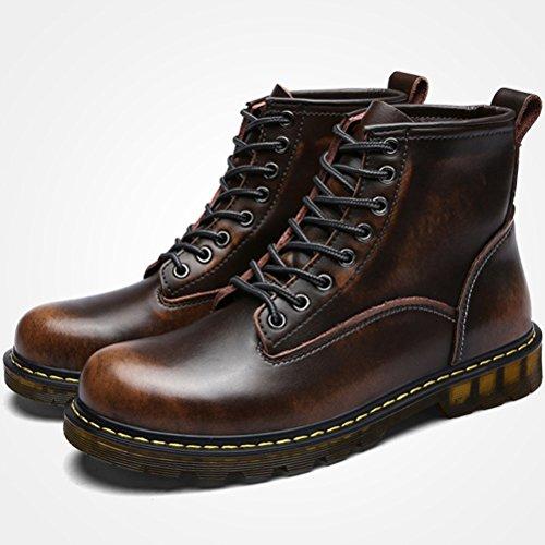 de Zapatos Bronze hombre MatchLife para cordones Fleece R0q5wB