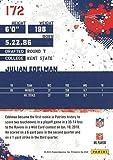 Julian Edelman 2010 Score NFL Football Mint Rookie