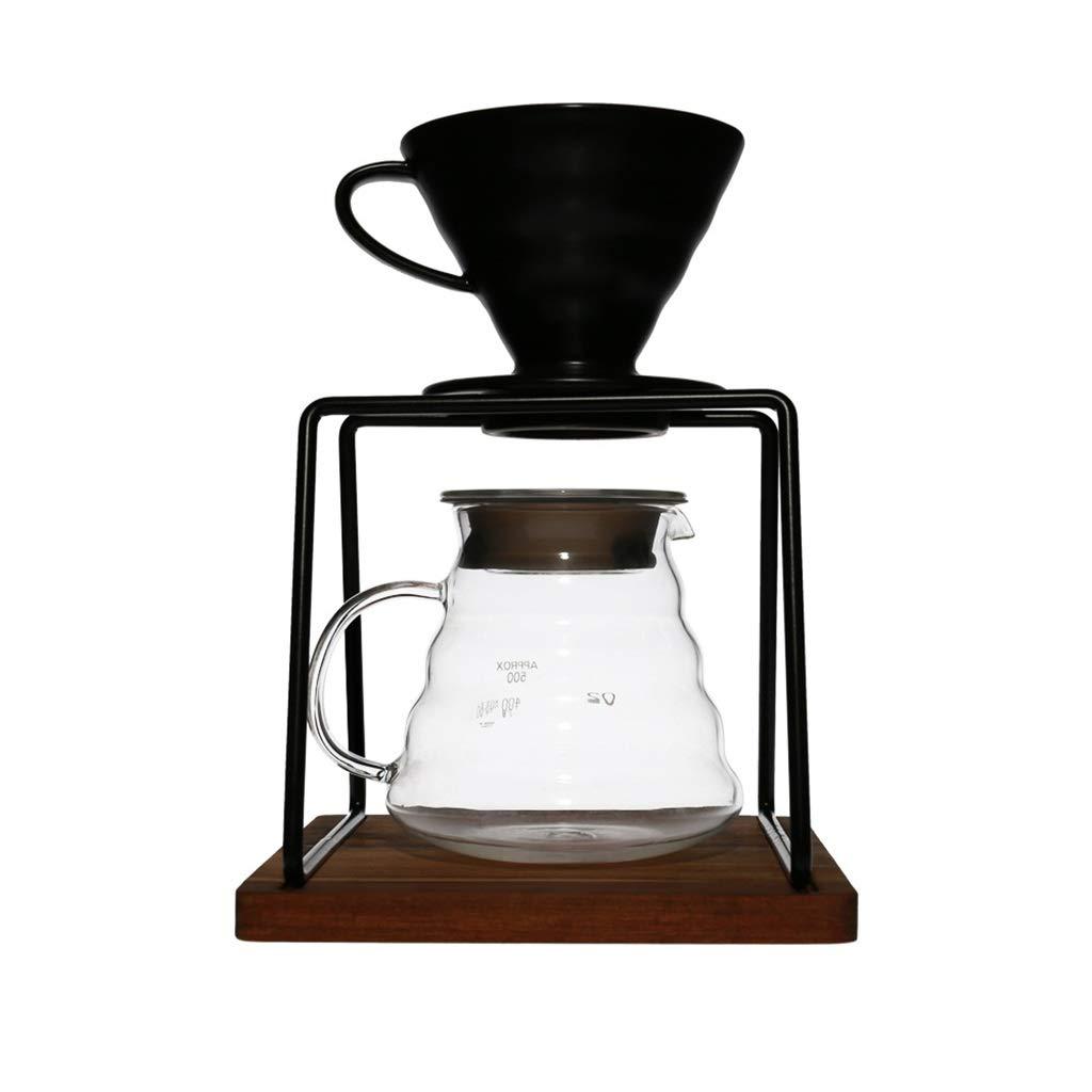 Acquisto Caffettiera a goccia Versare sopra Macchina per il caffè Macchina per il caffè Macchina per caffè / brocca Set per mani Tipo di gocciolamento Set caffettiera (senza carta da filtro) 650ml, 2 modelli Prezzi offerta
