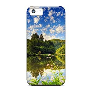 Tkb32022Ncth Cases Covers Amazing Lake Iphone 5c Protective Cases