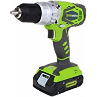 Greenworks Hammer Batteries Charger Included Benefits