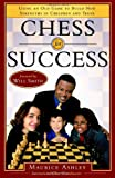 Chess for Success, Maurice Ashley, 0767915682