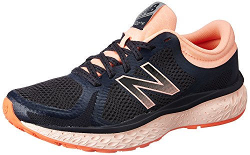 New Balance Ladies Running Indoor Shoes Grey (grigio Scuro)