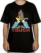 80sTees Men's Transformers Got The Touch T-Shirt