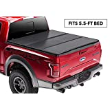 Rugged Liner HC-TUN5514 Tonneau Cover for Toyota Tundra Pickup (5.5 foot bed with or without utility track)