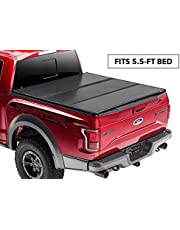 Rugged Liner HC-F5509 Tonneau Cover for Ford F-150 Pickup (5.5 Foot Bed)