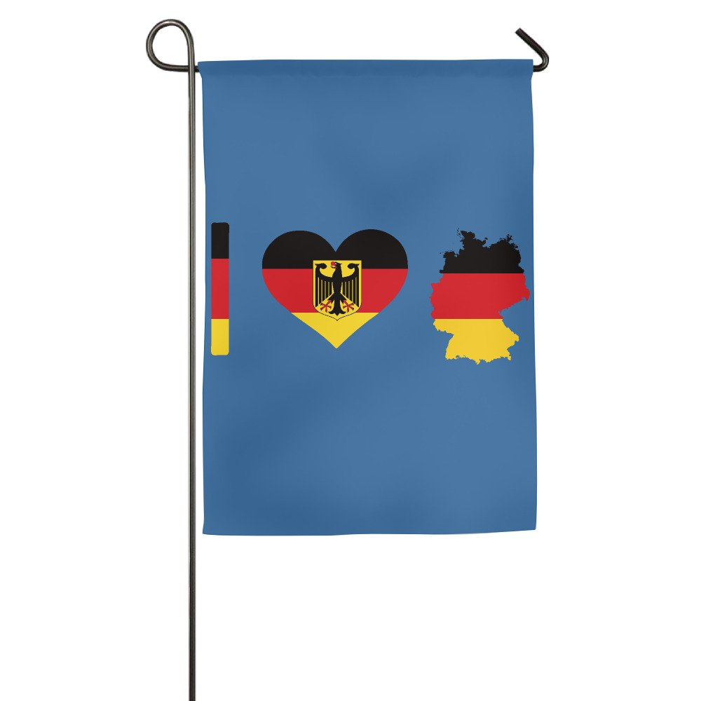 Amazon.com : VVV-homeflag I Germany Flag Map Home ... on german flags of the world, germany map, state flags map, rhine river map, england map, german stereotypes, german world war 1 map, german state flags,