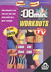 8 Minute Workouts: Arms / Abs / Buns / Legs