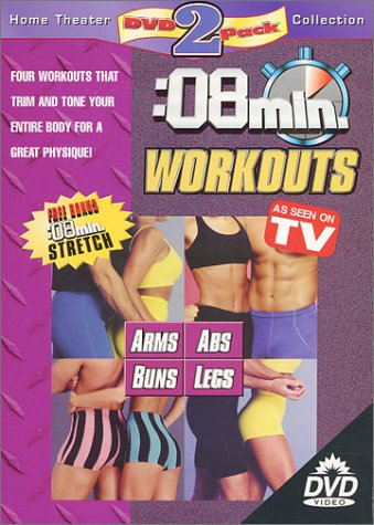 8 Minute Workouts: Arms / Abs / Buns / Legs by United American