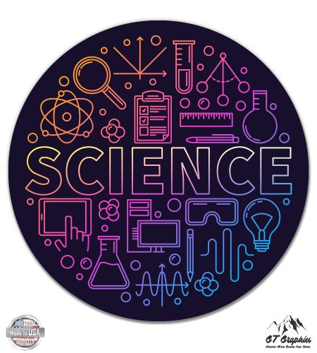 - Science Elements Circle - 5