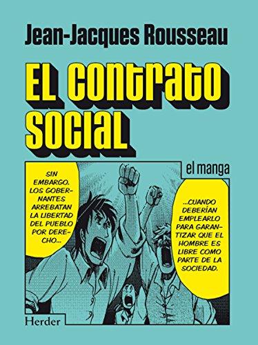 Descargar Libro El Contrato Social: El Manga Jean-jacques Rousseau
