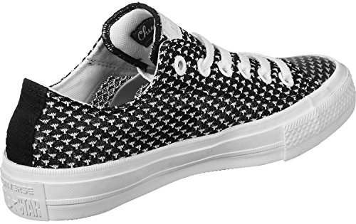 Shoe Womens Noir blanc Noir noir Converse Black 155461c blanc white af5g5wqd