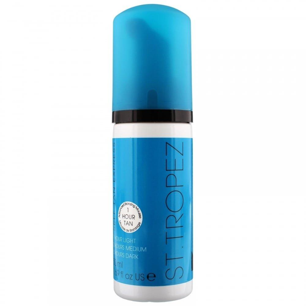 St. Tropez Self Tan Express Bronzing Mousse - 1 Hour Tan 1.69oz (50ml) 5060022308121