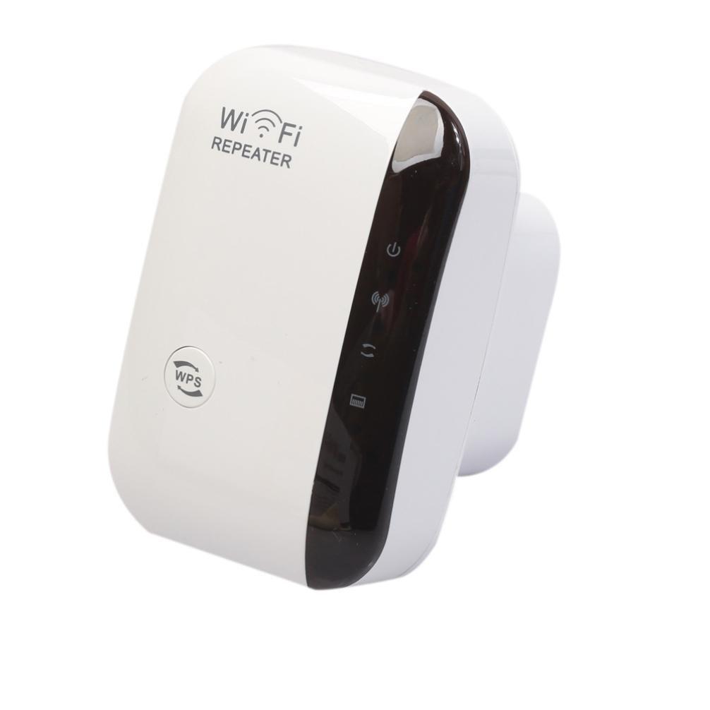 Baonoop 300 M inalámbrica y alambre dos caminos repetidor WIFI AP amplificador de señal Router de wifi a través de paredesWireless-N repetidor WiFi Wifi ...