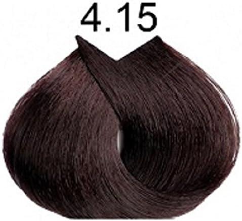Loreal Inoa 4,15 mittelbraun ceniza caoba 1 x 60 ml pelo ...