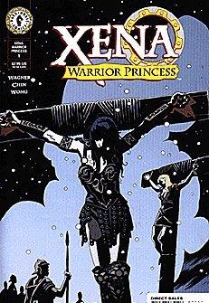 Xena: Warrior Princess (1999 series) #1
