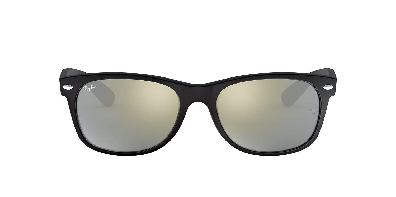 Ray-Ban RB2132 New Wayfarer - Gafas de sol con espejo