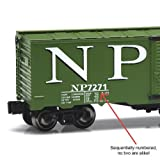 Gold Line O Gauge Northern Pacific Boxcar