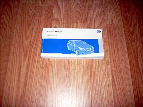 2009-volkswagen-routan-owners-manual