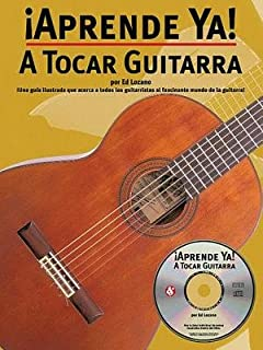 A Tocar Guitarra [With CD][SPA-APRENDE YA A TOCAR GUITARR]