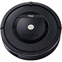 iRobot Roomba 805 Robotic Vacuum Cleaning Robot (Black) - Refurbished