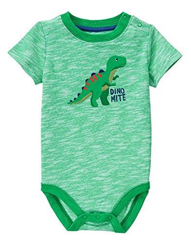 Gymboree Baby Toddler Boys' T Rex Graphic Bodysuit, Multi, 12-18 Months