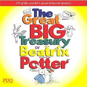 The Great Big Treasury of Beatrix Potter Audiobook