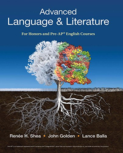 Advanced Language & Literature: For Honors and Pre-AP English Courses