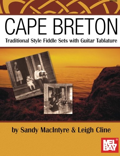 Cape Breton Traditional Style Fiddle Sets with Guitar -