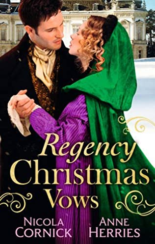 book cover of Regency Christmas Vows