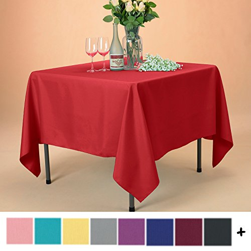 Remedios Tablecloth 70 inch Square Polyester