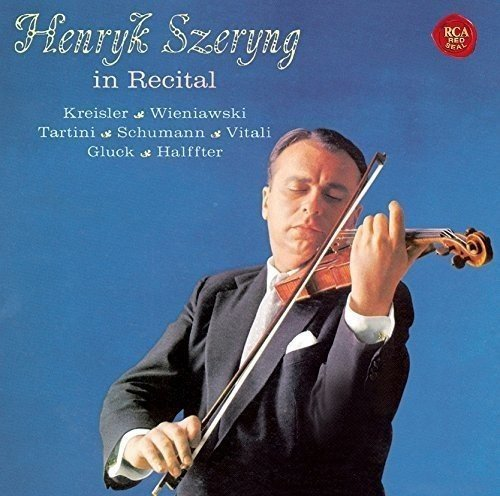 Henryk Szeryng Our shop OFFers the best service Recital in Ranking TOP3