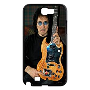 Band Poster Black Sabbath Hard Plastic phone Case Cover For Samsung Galaxy Note 2 Case ART156691