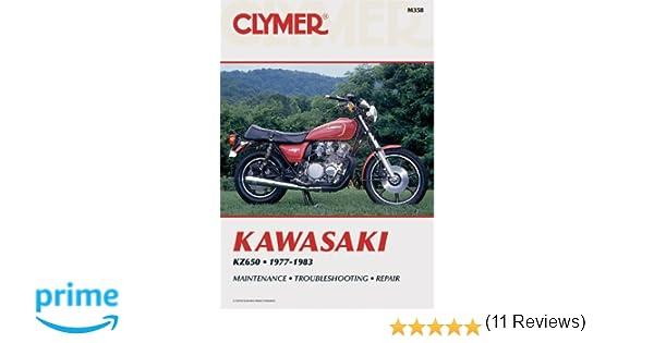 Kawasaki kz650 1977 1983 penton staff 9780892872961 amazon kawasaki kz650 1977 1983 penton staff 9780892872961 amazon books fandeluxe Gallery